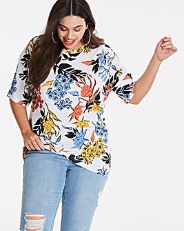 Boxy Oversized T-shirt