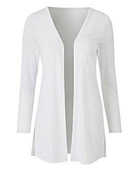 Petite Linen Cover Up