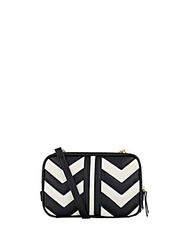 Accessorize Miranda Quilted Xbody Bag