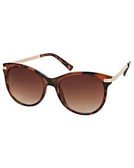 Accessorize Kate Flat Top Sunglasses