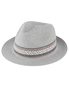 Accessorize Adrianne Trilby Hat