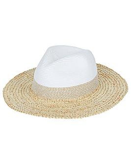 Accessorize Francoise Fedora Hat