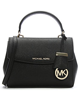 Michael Kors Ava Mini Leather CrossBody