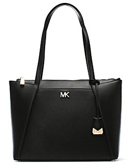 Michael Kors Leather East West Tote Bag