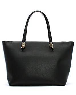 Class Cavalli Corinne Leather Shopper
