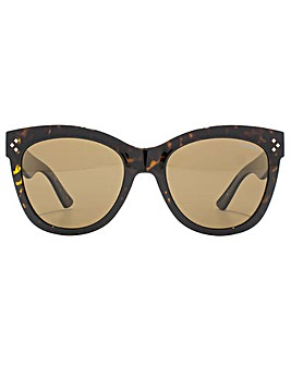Polaroid Contemporary Cateye Sunglasses