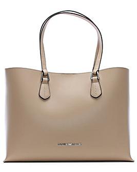 Emporio Armani Wilma Logo Shopper Bag