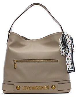 Love Moschino Slouchy Shoulder Bag