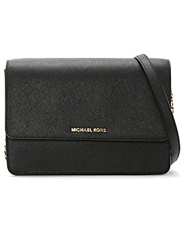 Michael Kors Large Gusset Cross-Body