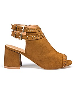 Alix Shoe Boots Wide Fit