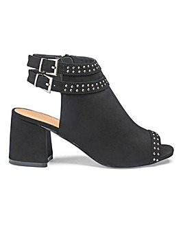 Alix Shoe Boots Extra Wide Fit