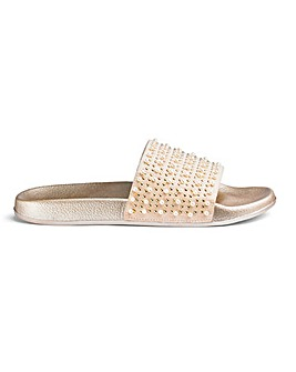 Head Over Heels by Dune Luminate Sandals