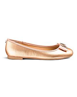 Head Over Heels by Dune Haze Ballerina