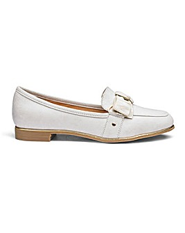 Anna Ribbon Loafer Wide Fit