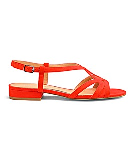 Head Over Heels by Dune Nebular Sandals