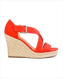 Head Over Heels by Dune Kissimo Sandals