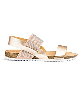 Head Over Heels by Dune Laurella Sandals