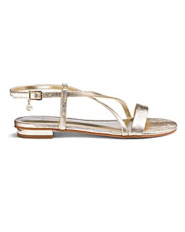 Dune Nenna Wide Fit Sandal
