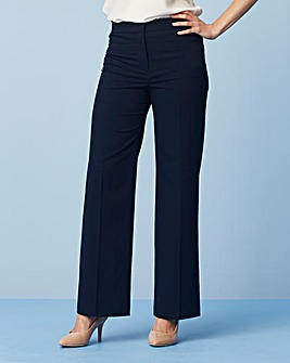 Magisculpt Wide Leg Trousers Long
