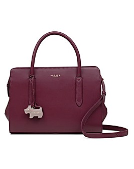 Radley Berry Medium Ztiptop Tote Bag