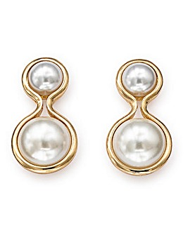 Joanna Hope Pearl Earrings