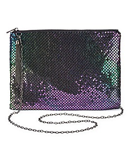 Chainmail Clutch