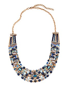 Joanna Hope Beaded Necklace