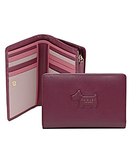 Radley Berry Ziptop Purse