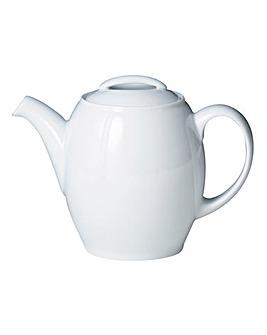 White by Denby Teapot