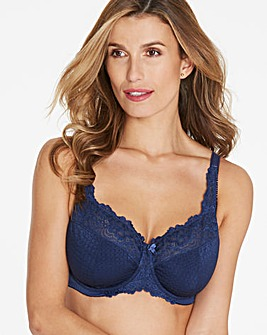 Ruby Minimiser Wired Bra