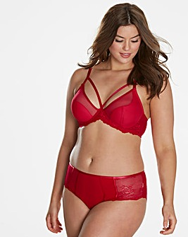 Demi Sculptured Wired Plunge Bra