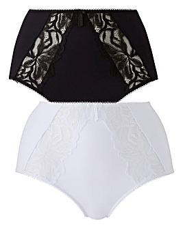 2 Pack Lily Full Brief