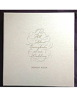 Perfect Wedding Guest Book