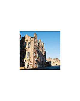 Edinburgh Whisky History Tour & Tasting