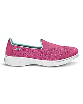 Skechers Go Walk 4 Pursuit Trainers