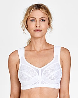 Miss Mary Stretch Lace Non Wired Bra