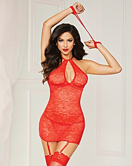 Seven Til Midnight Chemise Set