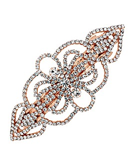 Mood Diamante Crystal Hair Clip