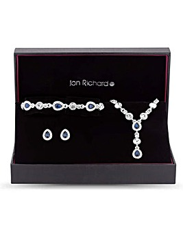Jon Richard Crystal Jewellery Set