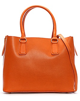 Daniel Member Textured Leather Tote Bag
