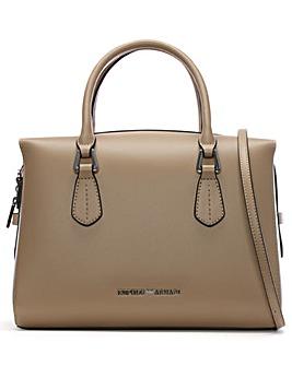 Emporio Armani Wilma Top Zip Day Bag