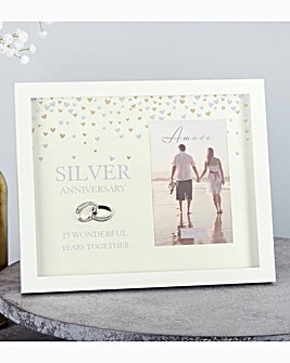 Anniversary Frame and Greeting Card