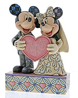 Mickey & Minnie Figurine