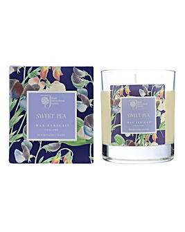 Wax Lyrical RHS Sweet Pea Jar Candle