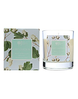 Wax Lyrical RHS Soft Cotton Jar Candle