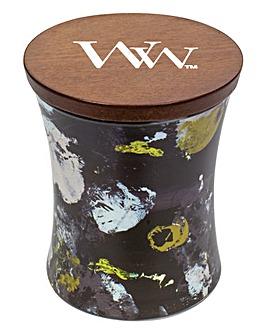 Woodwick Artisan Black Amber & Citrus