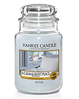 Yankee Candle Calm Quiet Place Jar