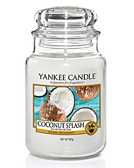 Yankee Candle Coconut Splash Large Jar