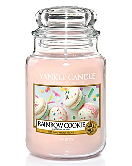 Yankee Candle Rainbow Cookie Large Jar