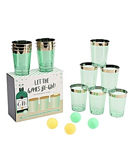Let The Games Be-Gin Drinking Game